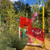 Chaumont 2019 - Le jardin de verre - © Sandrine Tellier