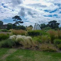 Jardin de graminées