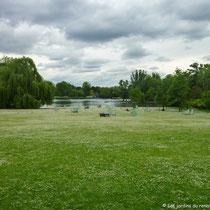 Boating Lake, Regent's Park, Londres  - © Sandrine Tellier