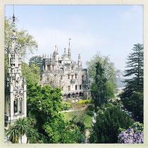 Quinta da Regaleira - Le palais © Sandrine Tellier