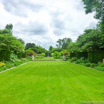 Saint John's Lodge garden, Regent's Park, Londres  - © Sandrine Tellier