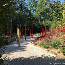 Festival des jardins de chaumont sur loire 2018 - Réflexion faite © Sandrine Tellier