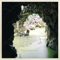 Quinta da Regaleira - Grottes © Sandrine Tellier