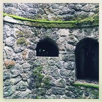 Quinta da Regaleira - Petit puits © Sandrine Tellier