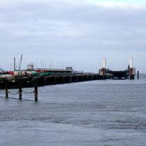 Cuxhaven von der Seeseite