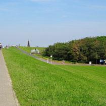 Das Fort Kugelbake und die Kugelbake Halle in Döse
