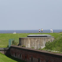 Das Fort Kugelbake