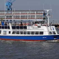 Hafenrundfahrten in Cuxhaven
