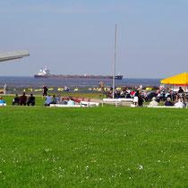 Das Strandhaus in Döse mit Restaurant und vielen Veranstaltungen