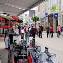 In der Nordsersteinstraße Cuxhaven.