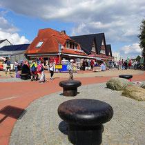 Einkaufspromenade Sahlenburg