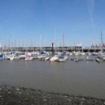 Yachthafen in Cuxhaven