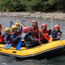 Rafting Sur Ubaye
