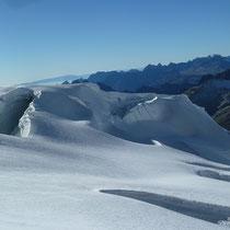 Glacier - Bolivie