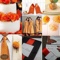 Стиль и сценарий свадьбы