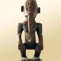 """Statuette à """"pouvoirs"""" Kongo"""