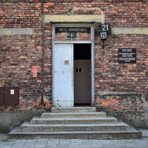 Block 21 Auschwitz