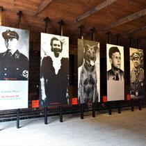 30. Voormalig SS kantoor - de Duitse SS'ers