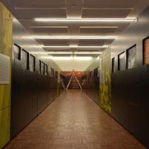 38. Overzicht vaste tentoonstelling op de derde verdieping