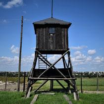 Wachttoren Majdanek