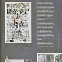 06. Informatiebord - Das 'Lied der Moorsoldaten'