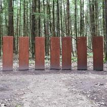 Monument voor diegene die hier gecremeerd zijn