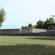 Kampgevangenis en executieplaats