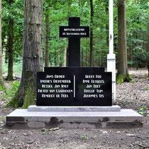 Monument ter nagedachtenis aan gefusilleerden