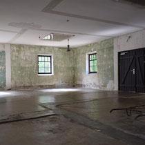 Binnenkant crematorium