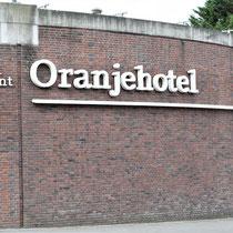 Buitenmuur Oranjehotel