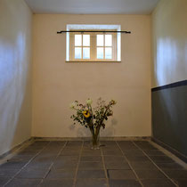 63) Binnenkant cel 115 (reconstructie)