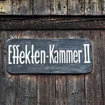 Barak Majdanek - Effekten kammer II