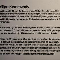 21) Informatiebord 'Het Philips-Kommando'