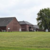 Steenfabriek - zicht vanaf de ingang