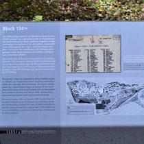 Informatiebord over Block 134