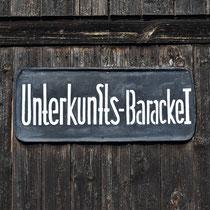 Barak Majdanek - Unterkunfts baracke I