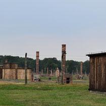 Houten barakken Birkenau - diversen