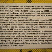 02. Informatiebord over Dossin Kazerne