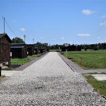 Weg met barakken einde Majdanek - niet voor gevangenen