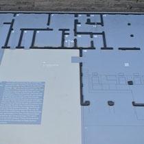Plattegrond crematorium