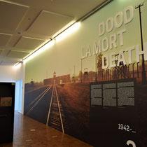35. Vaste tentoonstelling op de derde verdieping - over de periode van 1942-...