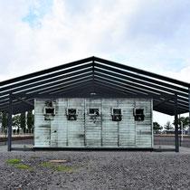 Kampgevangenis - achterkant