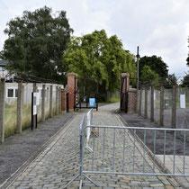 116. Uitgang van het Fort van Breendonk