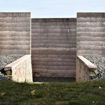 Executieplaats - naast gevangenis