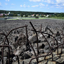 Massagraven Belzec 6 - overzicht hele veld/ massagraf