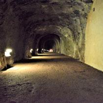 Tunnel naar tunnel A