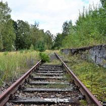 Rails met rampe in Siemenskamp