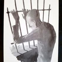 ...Waar de straf voor sabotage gevangenis betekende