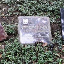 Stenen voor Nederlanders die zijn vermoord in Neuengamme