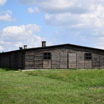 Oude gaskamer Majdanek